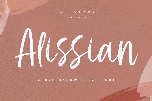 Alissian Personal Use