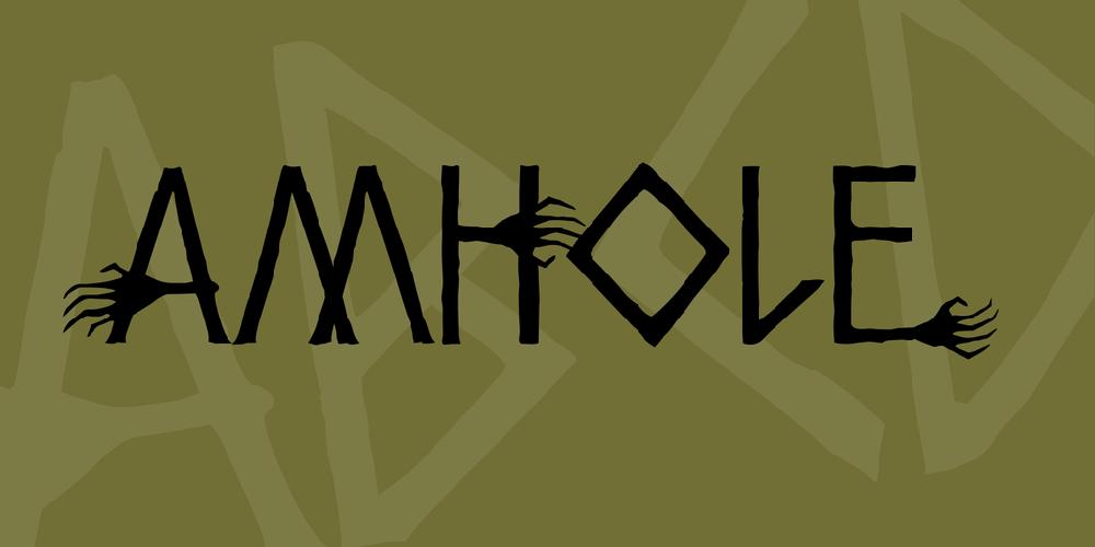 Amhole