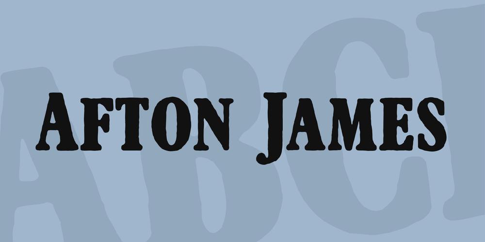Afton James