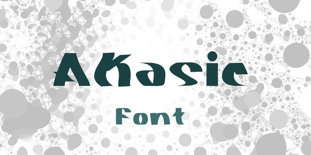 Akasic gothic