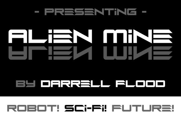 Alien Mine Sci-fi