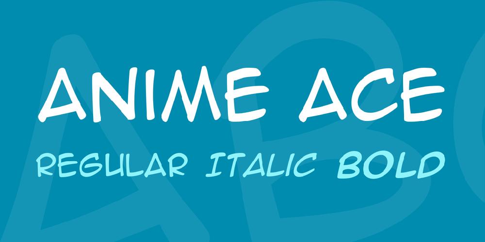 Anime Ace