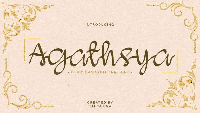 Agathsya