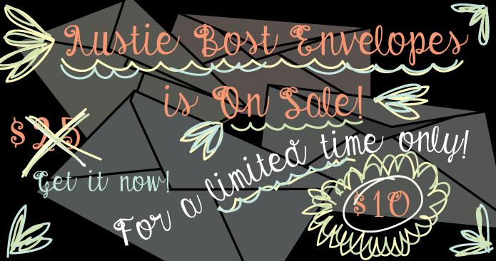 Austie Bost Envelopes
