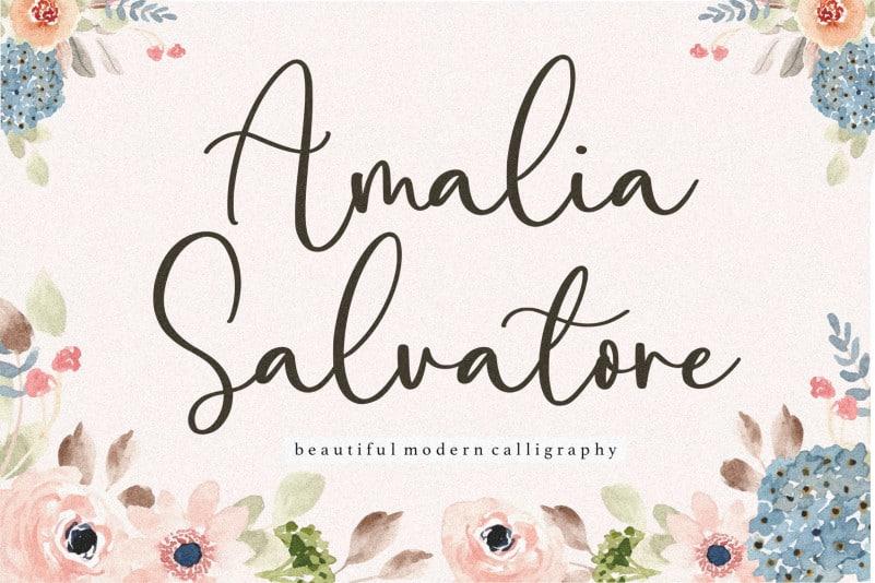 Amalia Salvatore