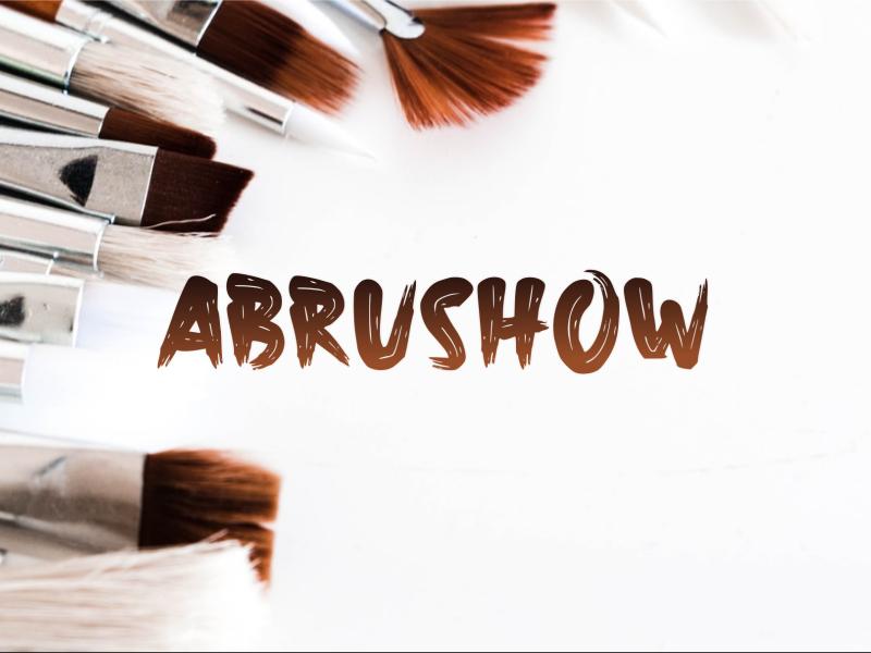 a Abrushow