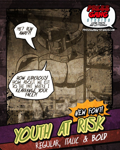 at risk youth