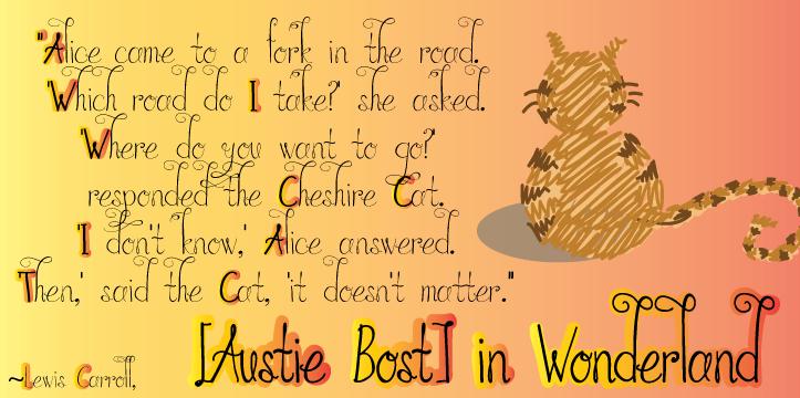 Austie Bost In Wonderland