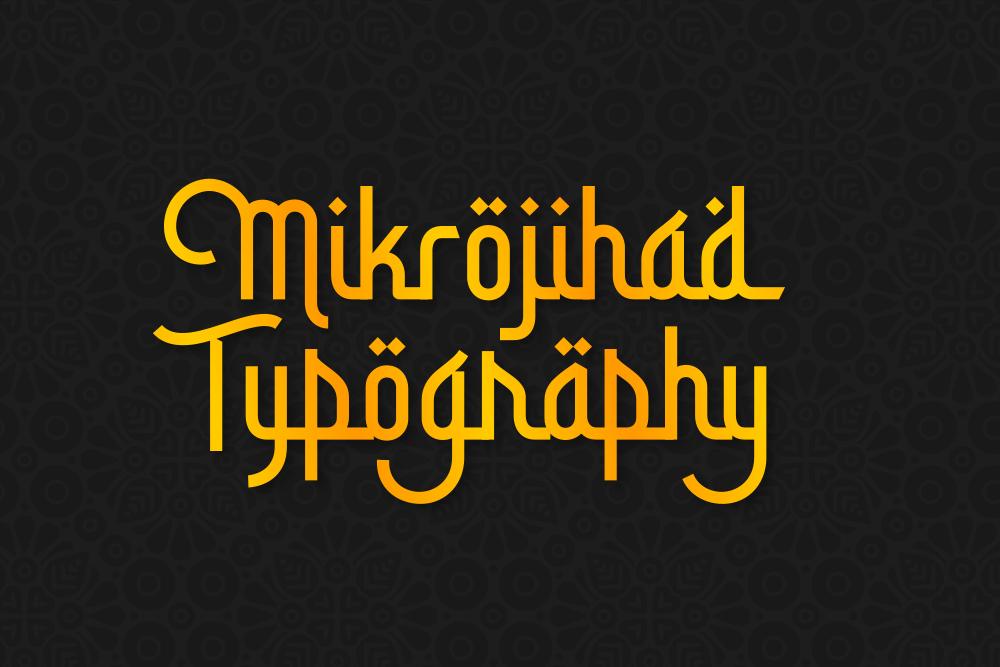 Bismillah Script