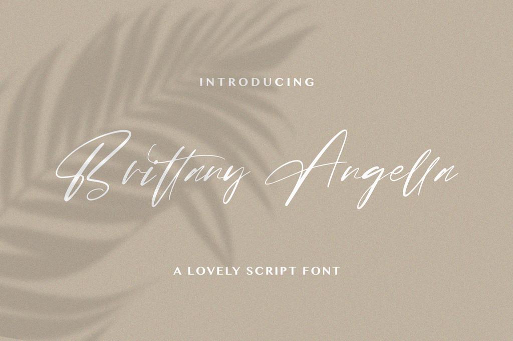 Brittany Angella