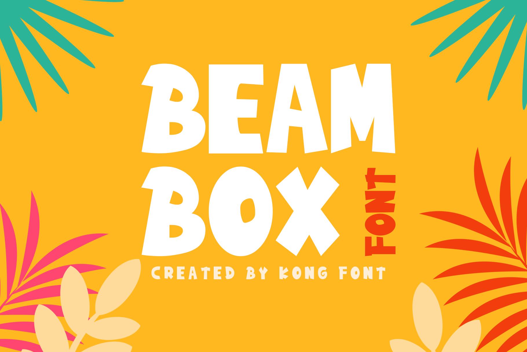 Beam Box Ant