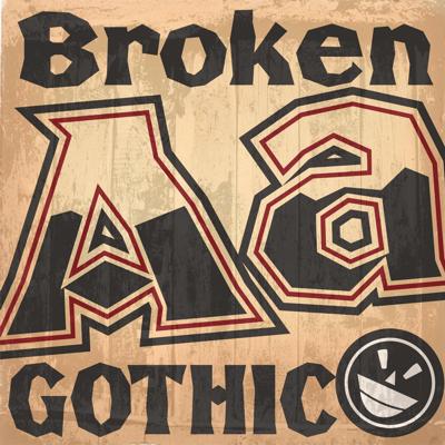 Broken Gothic NC