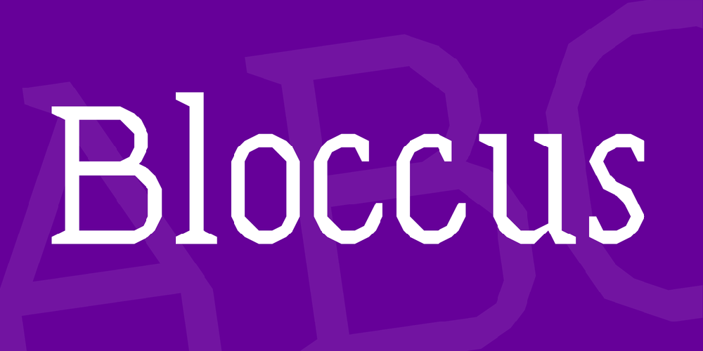 Bloccus