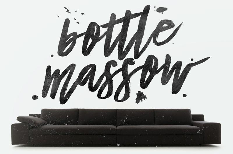 Bottle Massow  Demo