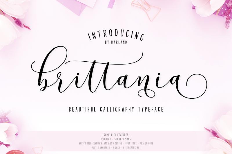 brittania script demo