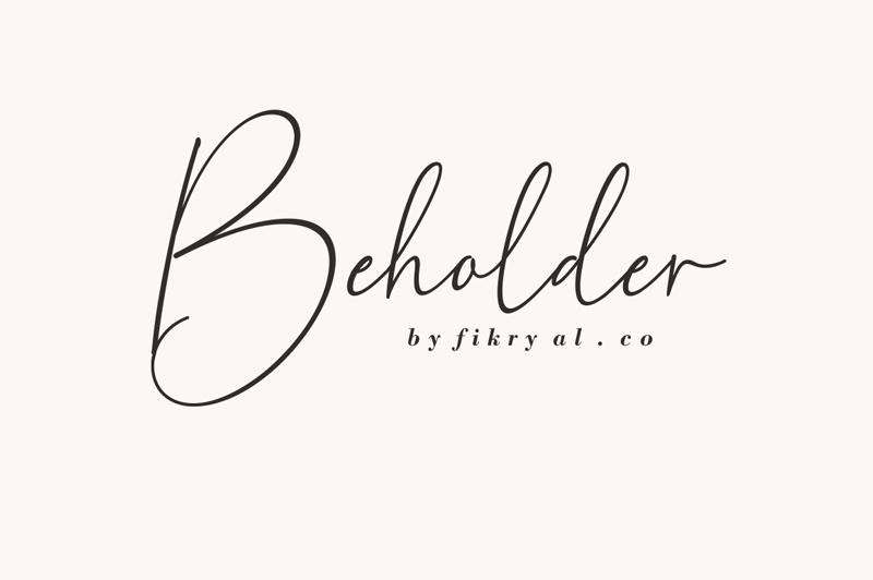 Beholder style