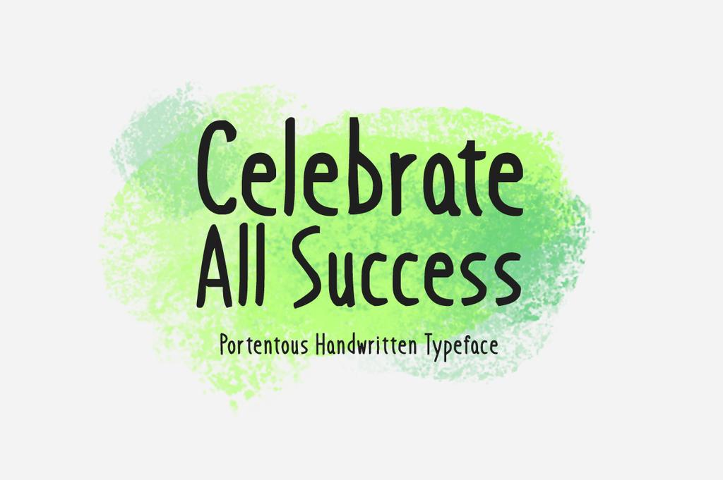 Celebrate All Success