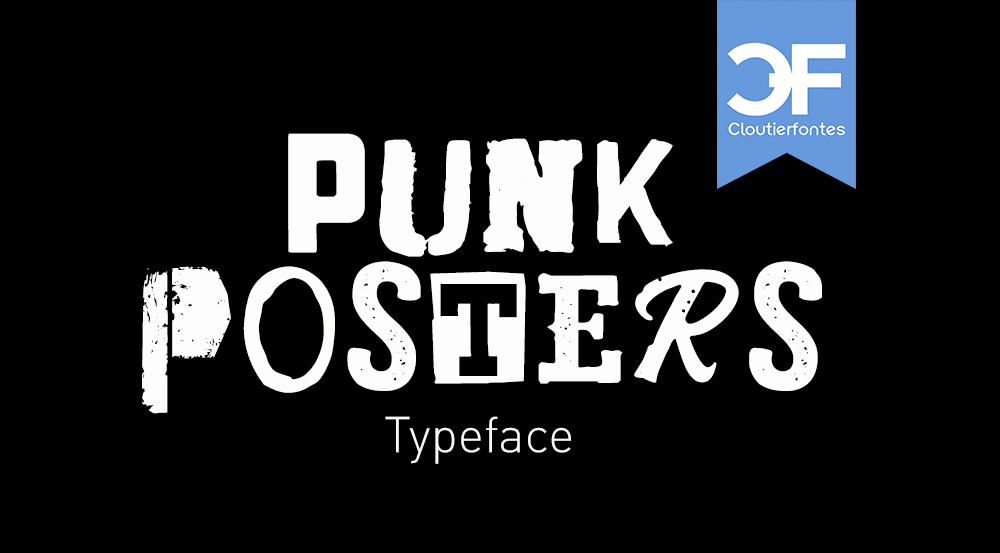 CF Punk Posters PERSONAL