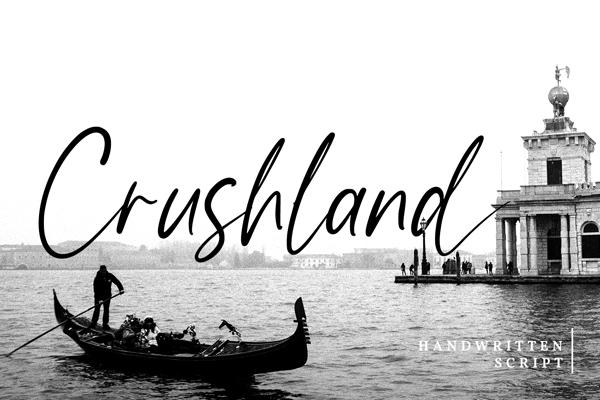 Crushland Personal Use