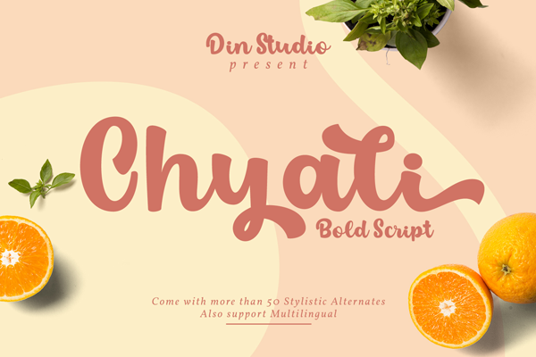 Chyali Personal Use