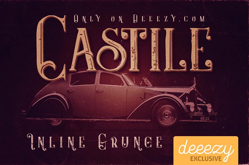 Castile Inline Grunge