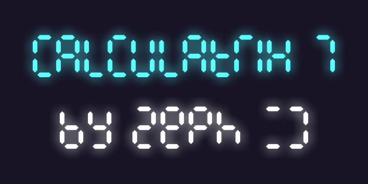 Calculatrix 7