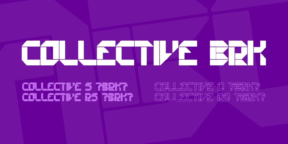 Collective BRK