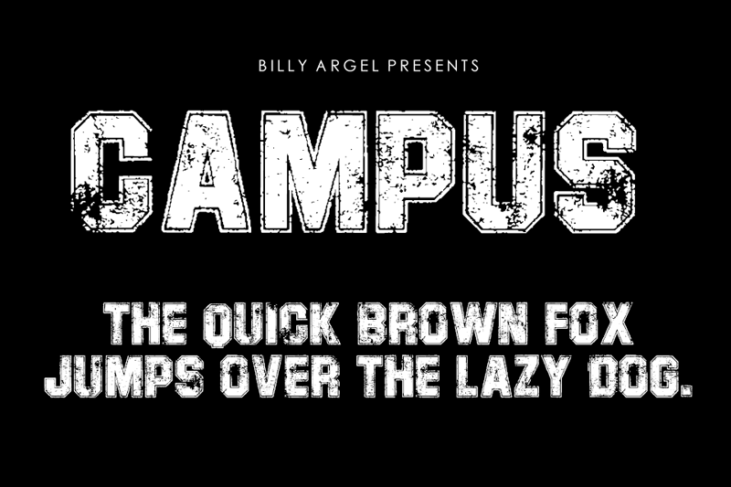 CAMPUS PERSONAL USE