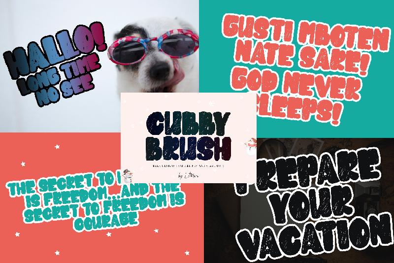 Cubby Brush