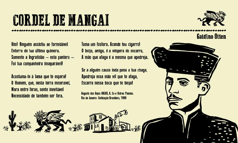 Cordel de Mangai