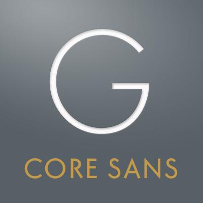Core Sans G