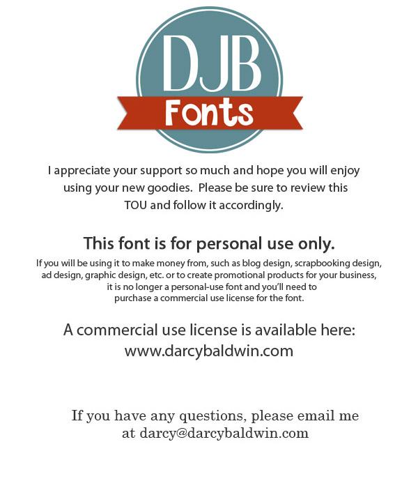 DJB File Folder Labels