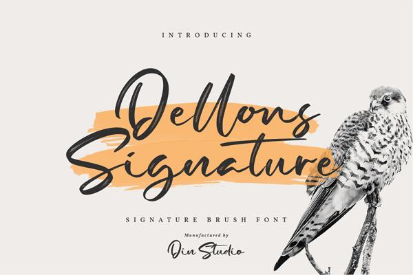 Dellons Signature Personal Use