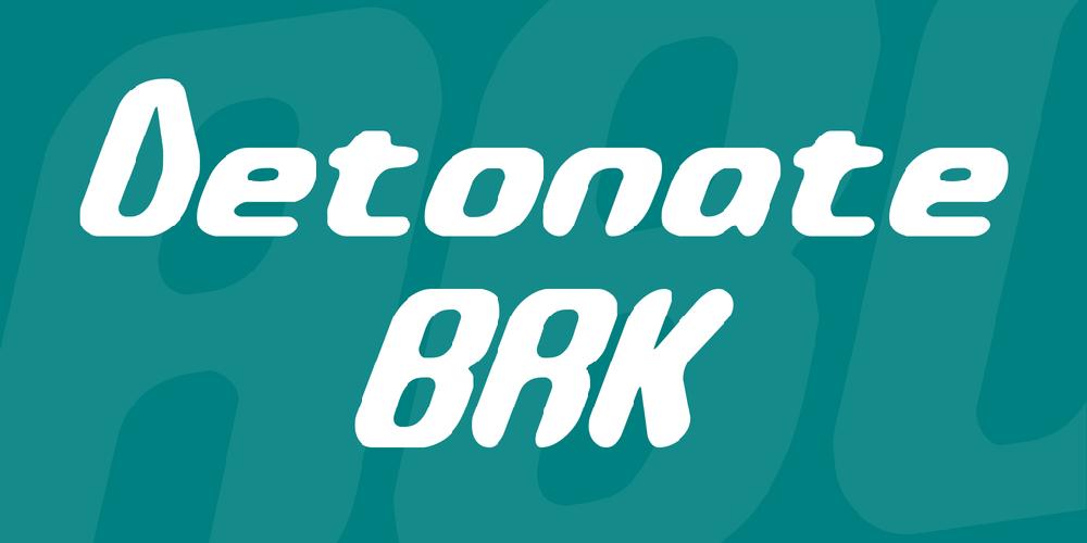 Detonate BRK