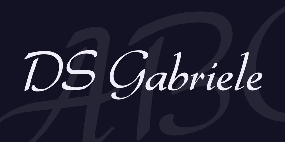 DS Gabriele