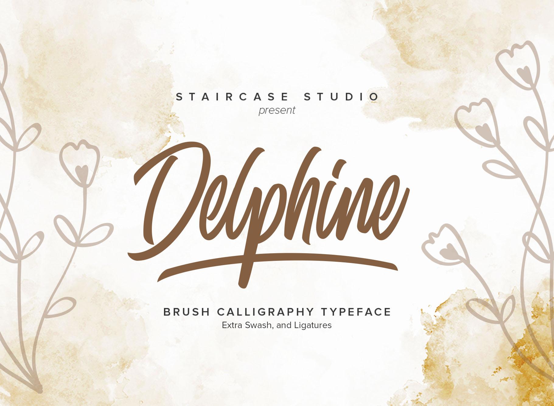 Delphine Regular