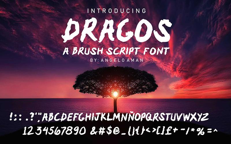 Dragos Brush