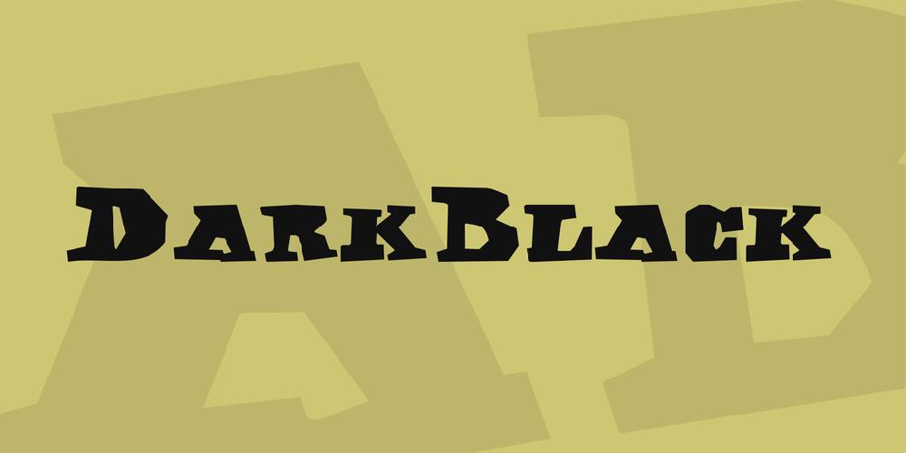 DarkBlack