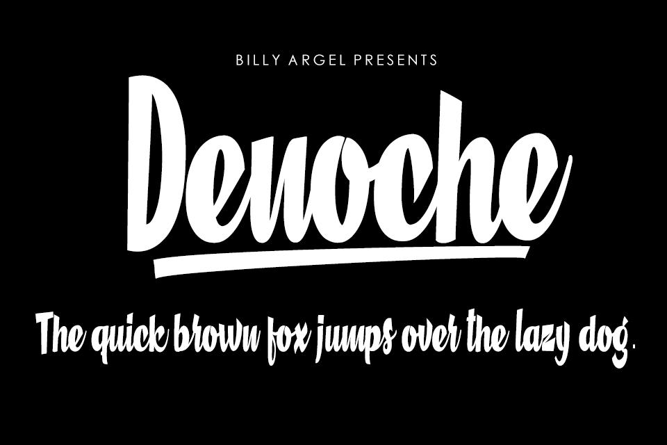 Denoche Personal Use