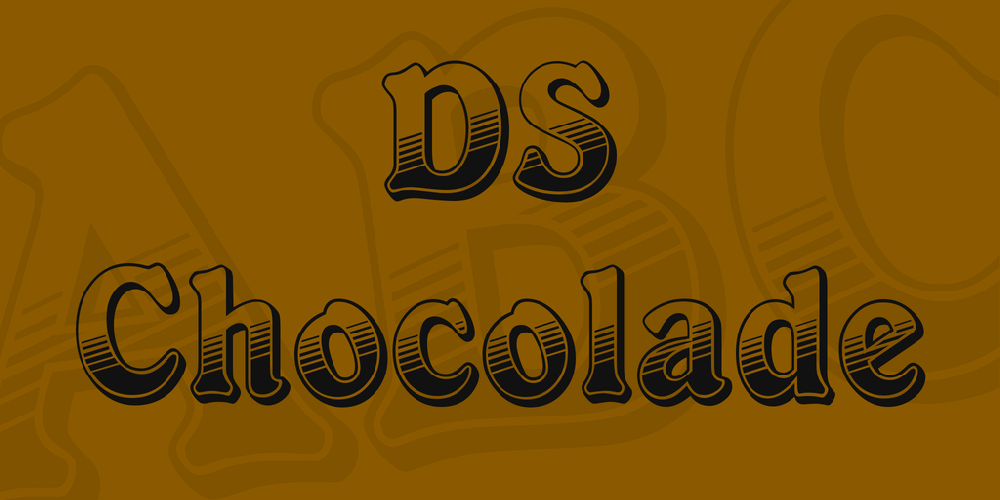DS Chocolade