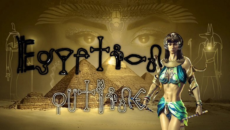 Egyptian Outline