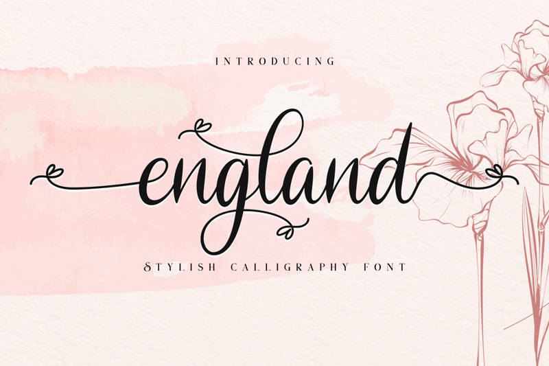england - Personal Use