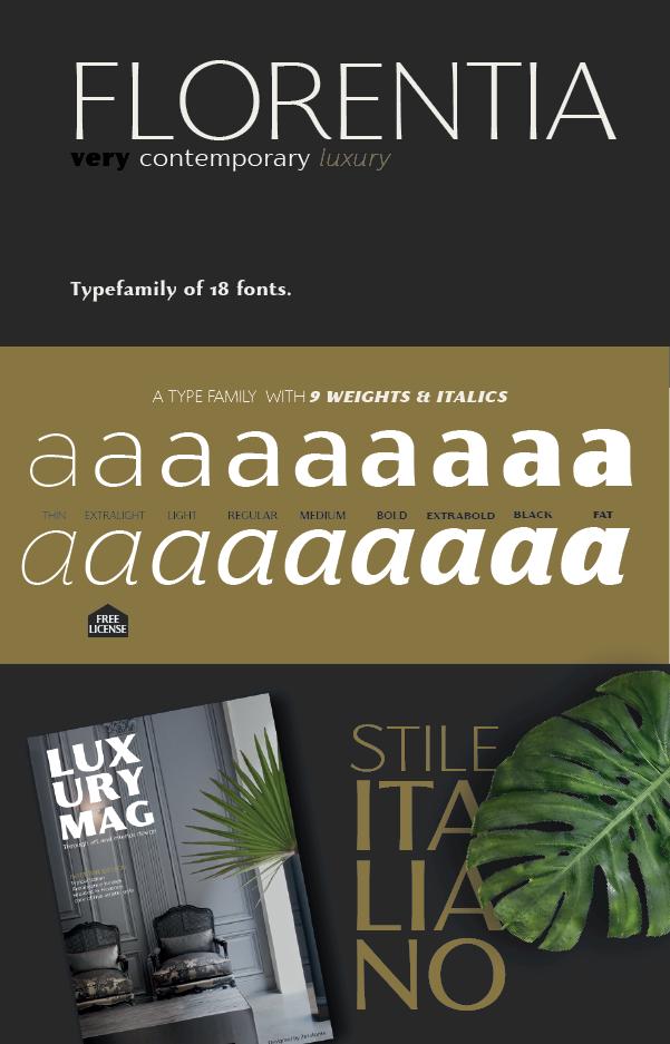 Dafont Italic