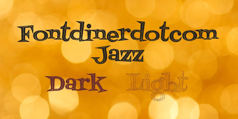 Fontdinerdotcom Jazz