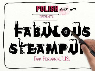 Download 2 steam fonts