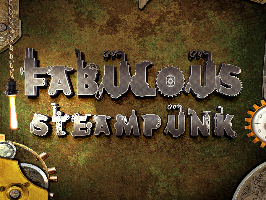 Fabulous Steampunk