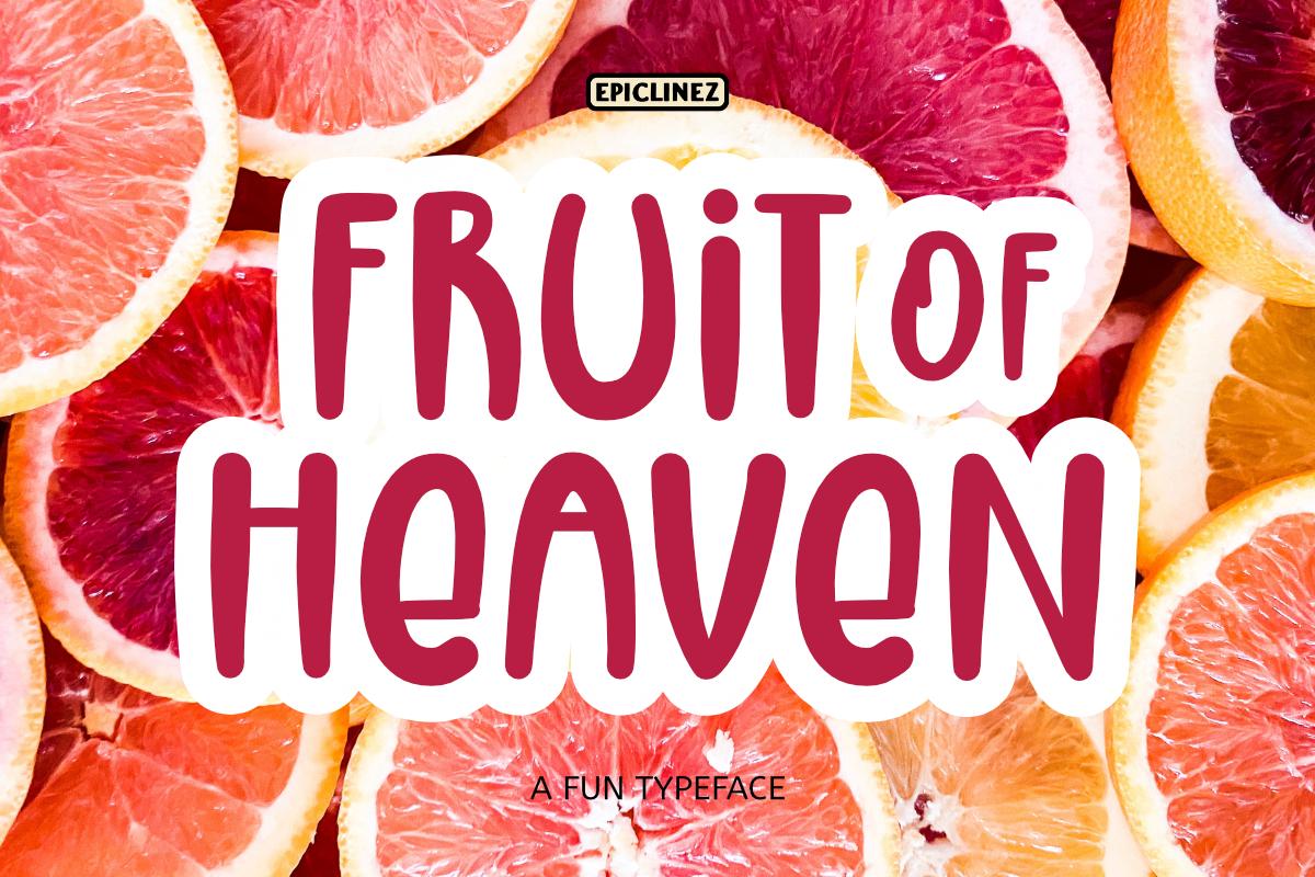 Fruit Of Heaven Demo