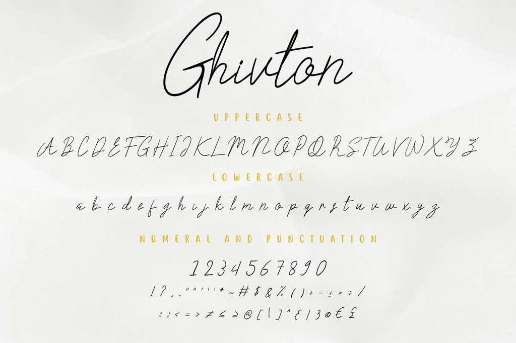 Ghivton Demo
