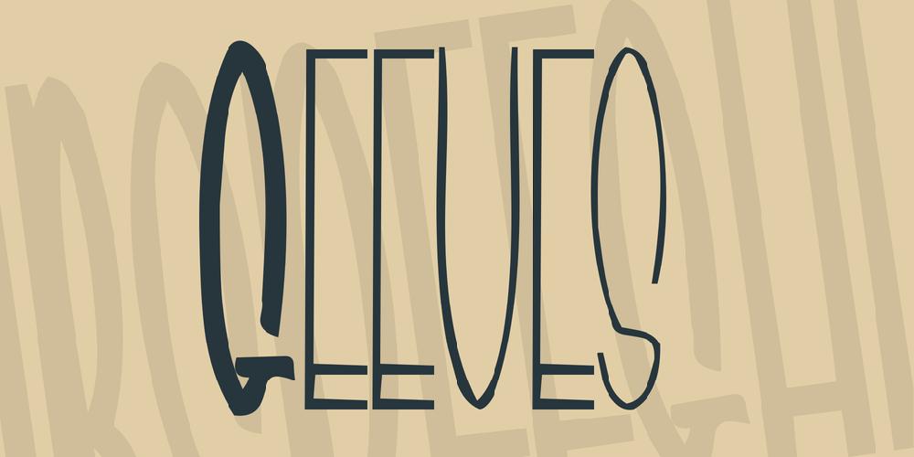 Geeves