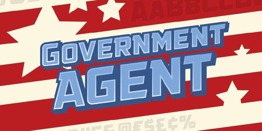 Government Agent BB